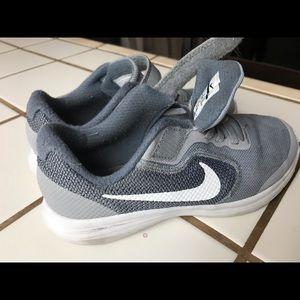 Nikes.  Boys.